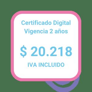 Certificado Digital Vigencia 1 año (2)