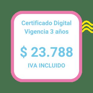 Certificado Digital Vigencia 1 año (3)